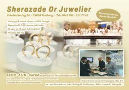 Sherazade Or Juwelier